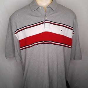 Tommy Hilfiger polo, classic fit.